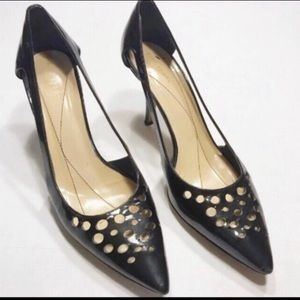 Kate Spade Black Patent Leather Heels